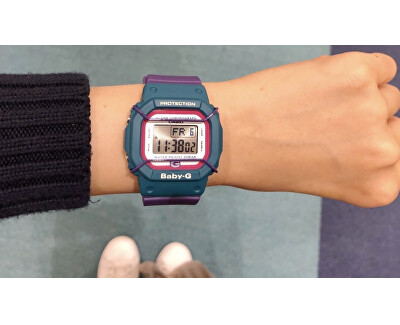 Baby-G Limited Edition 25th Anniversary BGD-525F-6ER (332)