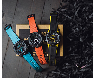 G-Shock Carbon Core Guard GA-2000E-4ER (633) - Dárkový set