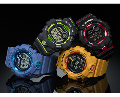 G-Shock G-SQUAD GBD-800-4ER