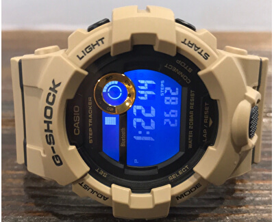 G-Shock G-SQUAD Step Tracker GBD-800UC-3ER CASIO (626)