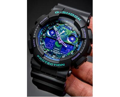 G-Shock GA-100BL-1AER (411)