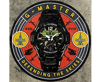 G-Shock Gravitymaster GR-B100-1A3