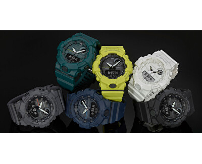 G-Shock Step Tracker GBA-800-9AER (620)