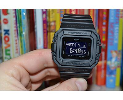 The G/G-SHOCK DW-D5500BB-1ER (332)