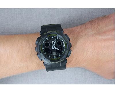 The G/G-Shock GA 100L-1A