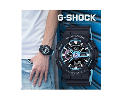 The G/G-SHOCK GA 110PC-1A