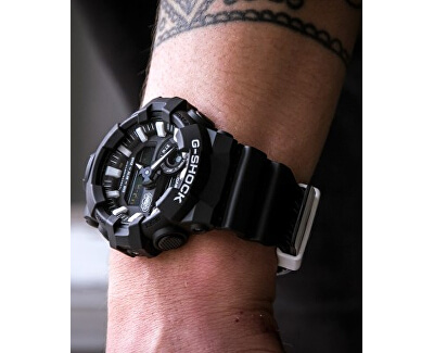 The G/G-SHOCK GA 700EH-1A Special Edition 35th Anniversary Eric Haze