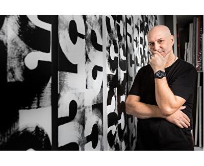 Designér a umělec Eric Haze