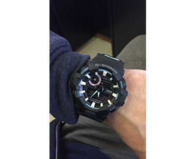 The G/G-SHOCK GA 700PC-1A