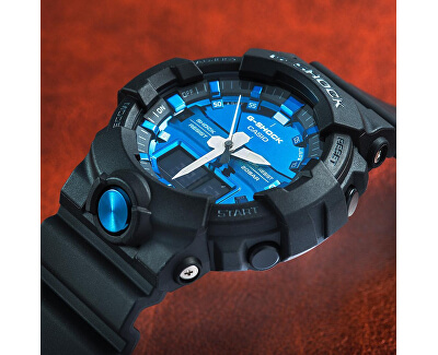 The G/G-SHOCK GA 810MMB-1A2