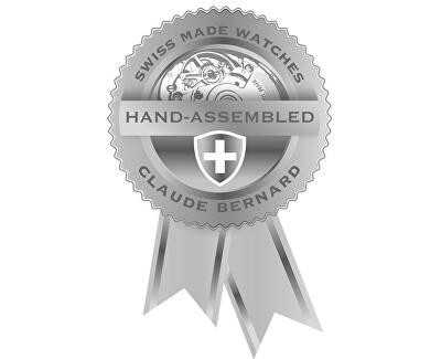 Všechny hodinky Claude Bernard jsou ručně montované ve městečku  Les Genevez v dílnách společnosti. Používají se pouze ty nejlepší  materiály a každé hodinky jsou přísně kontrolovány a testovány před tím,  než obdrží značku Swiss Made.