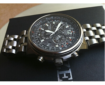 Eco-Drive Pilot Radiocontrolled AS4050-51E