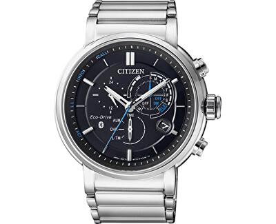 Eco-Drive Bluetooth Smartwatch BZ1001-86E - SLEVA
