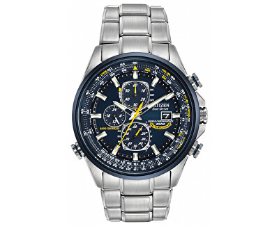 Promaster Skyhawk Eco-Drive Blue Angels AT8020-54L