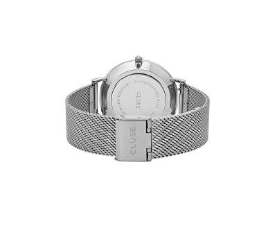La Bohème Mesh Silver/White CL18105