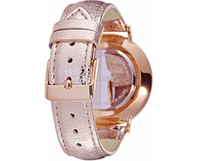 La Bohème Rose Gold White/Rose Gold Metallic CL18030