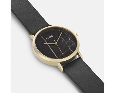 La Roche Gold Black Marble/Black CL40004