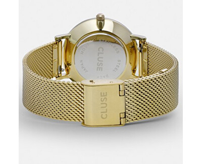 Minuit Mesh Gold/Black CL30012