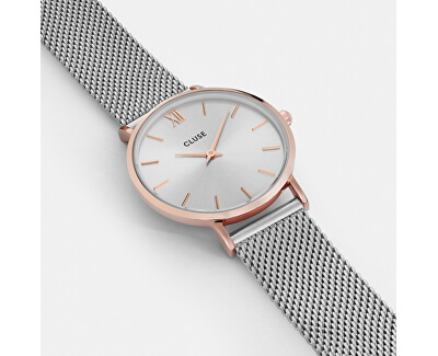 Minuit Mesh Rose Gold/Silver CL30025