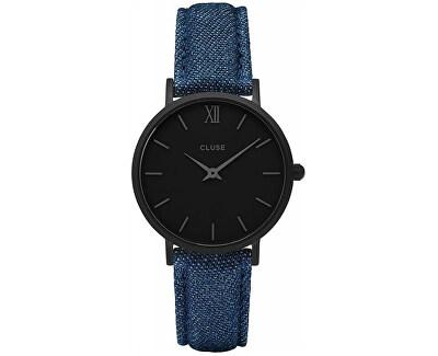 MinuitFull Black/Blue Denim CL30031