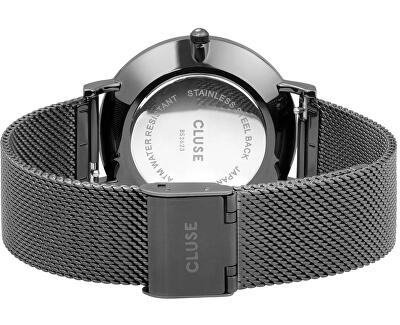 La Bohème Mesh Dark Grey CL18121