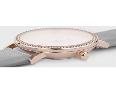 Le Couronnement Rose Gold White/Soft Grey CL63001
