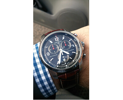 SPORT COLLECTION - DS PODIUM Chrono - Quartz C001.647.16.057.00
