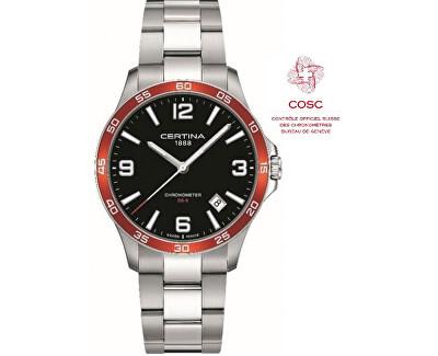 DS-8 Quartz Precidrive COSC Chronometer C033.851.11.057.01