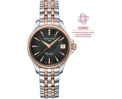 DS ACTION LADY Diamonds Chronometer C032.051.22.126.00