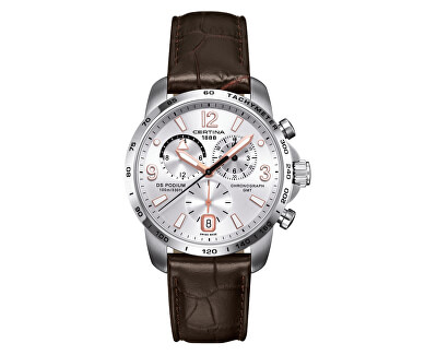 Certina SPORT COLLECTION - DS PODIUM Chrono - Quartz C001.639.16.037.01