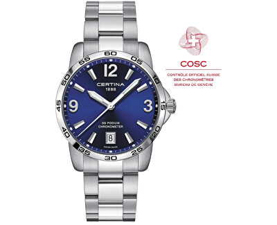 DS PODIUM Chronometer C034.451.11.047.00