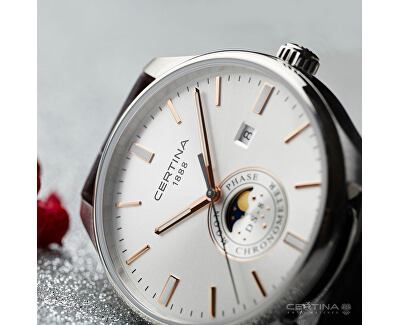 DS-8 GENT Moon Phase C033.457.16.031.00