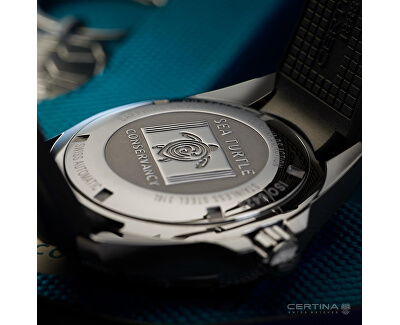 DS ACTION Diver Automatic C032.407.17.051.60 60th Anniversary