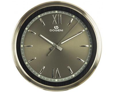 Nástěnné hodiny s tichým chodem WNM005SL