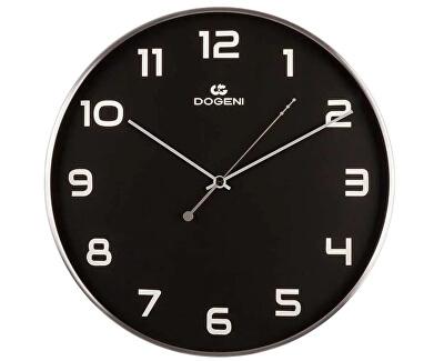 Nástěnné hodiny s tichým chodem WNM011SL