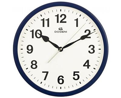 Nástěnné hodiny s tichým chodem WNP002BU