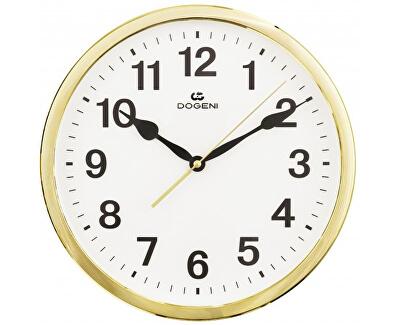 Nástěnné hodiny s tichým chodem WNP002GD