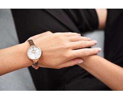 Analogové hodinky DK11957-2