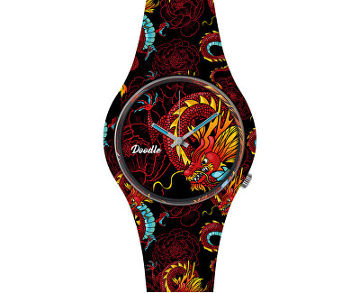 Dragon Mood Red Dragon DODR003