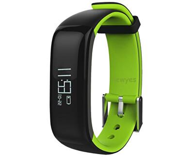 Deveroux Fitness náramek P1 GREEN