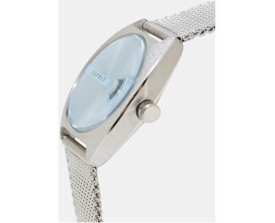 Disc Blue Silver Mesh ES1L036M0045 - SLEVA