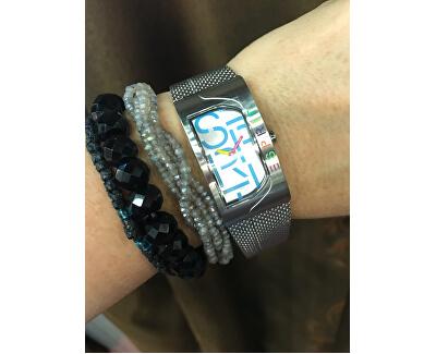Houston Bold Black Silver ES1L046M0025