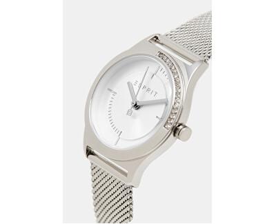 Classy Silver Mesh ES1L116M0065