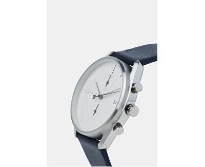 Lock Chrono Silver Blue ES1G098L0025