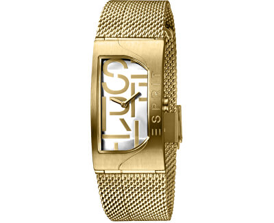 Houston Bold Silver Gold ES1L046M0035