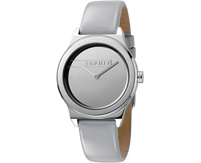 Magnolia Silver L. Grey Patent ES1L019L0025