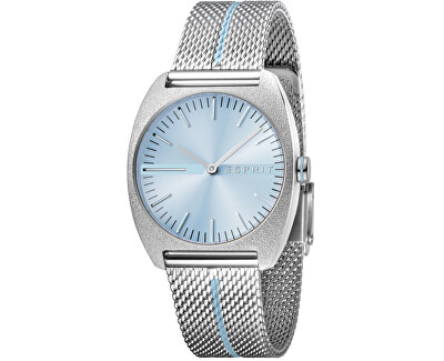 Spectrum Blue Stripe Mesh ES1L035M0045