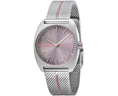 Spectrum Purple Stripe Mesh ES1L035M0055