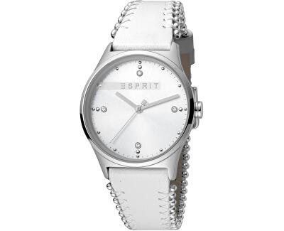 Drops 01 Silver White ES1L032L0015