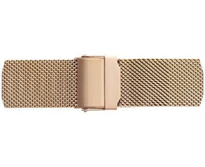 Callum Brae Rose Gold Mesh Watch ECG-3214